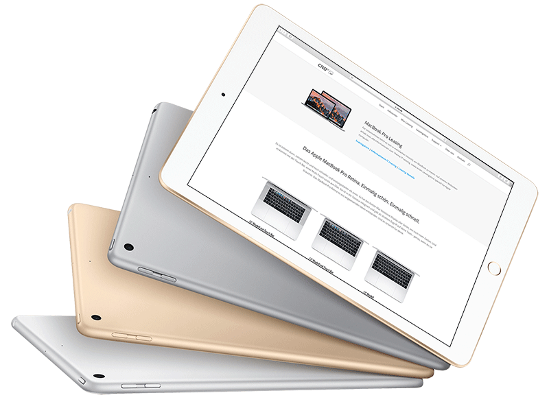 Apple iPad auch ohne Pro